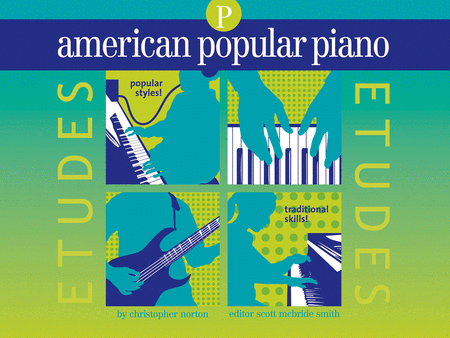 American Popular Piano Etudes - Preparatory Level