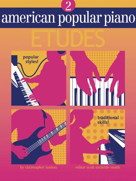 American Popular Piano Etudes - Level 2