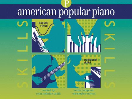 American Popular Piano Skills - Preparatory Level
