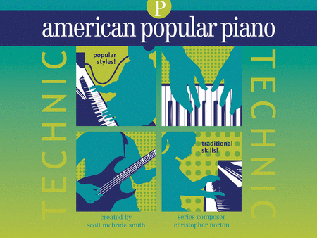 American Popular Piano Technic - Preparatory Level