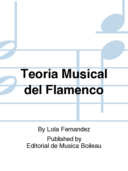 Teoria Musical del Flamenco