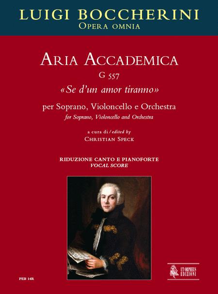 Aria Accademica G 557