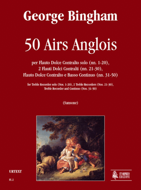 50 Airs Anglois