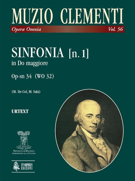 Sinfonia [No. 1] Op-sn 34 in C Major (WO 32)