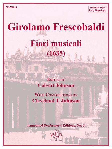 Fiori musicali (1635), Op. 12