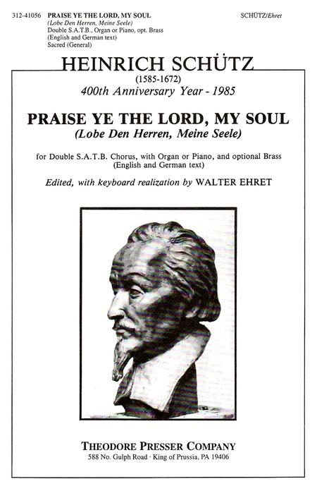Praise Ye the Lord, My Soul