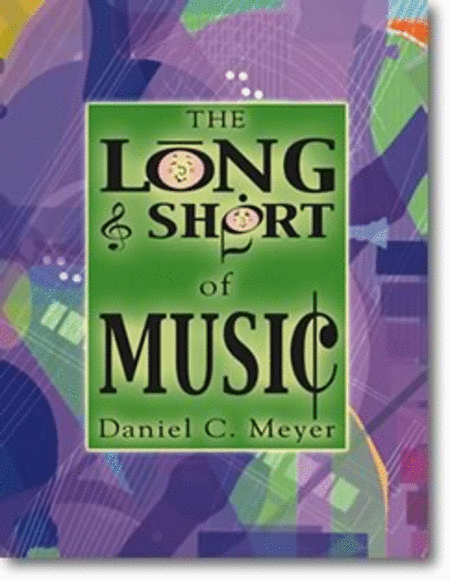 The Long and Short of Music - Book and CD
