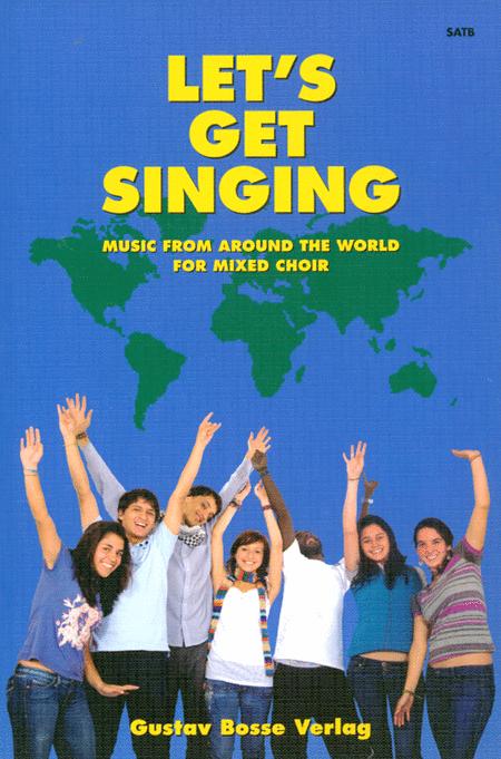 Lets get singing