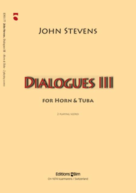 Dialogues III