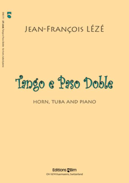Tango and Paso Doble