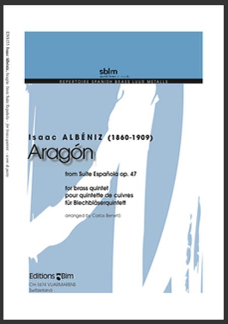 Aragon from Suite Espanola op. 47