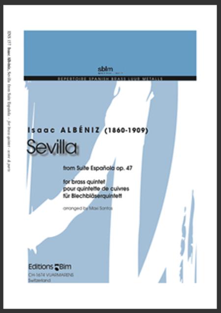 Sevilla from Suite Espanola op. 47