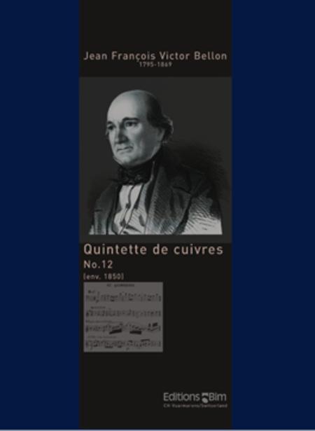 Quintette No. 12