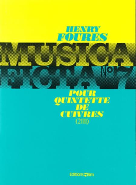Musica Ficta No 7