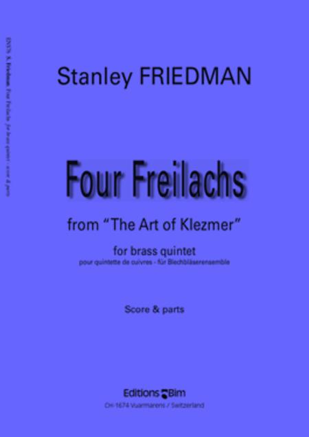 Four Freilachs