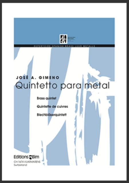 Quinteto para metal