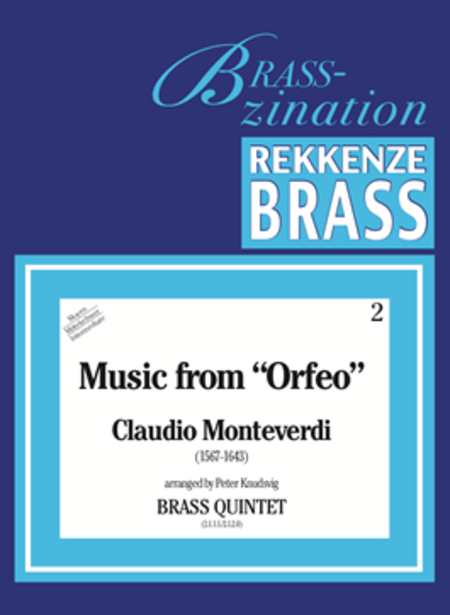 Music from Orfeo