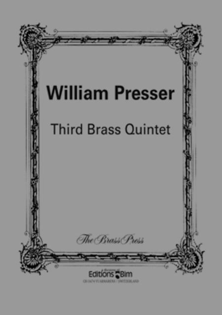 3rd Brass Quintet