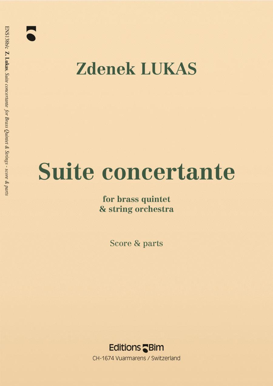 Concertante suite op. 184