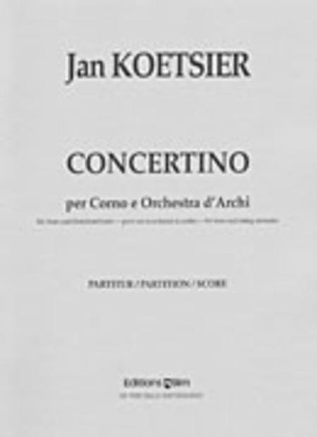 Concertino op. 74