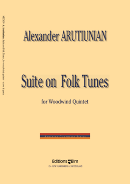 Suite on Folk Tunes