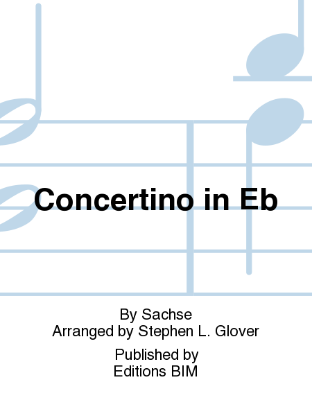 Concertino in Eb