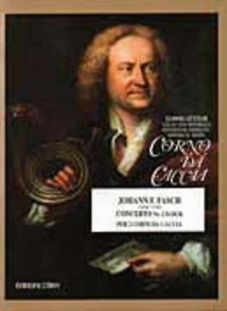Concerto D-Dur Nr. 2