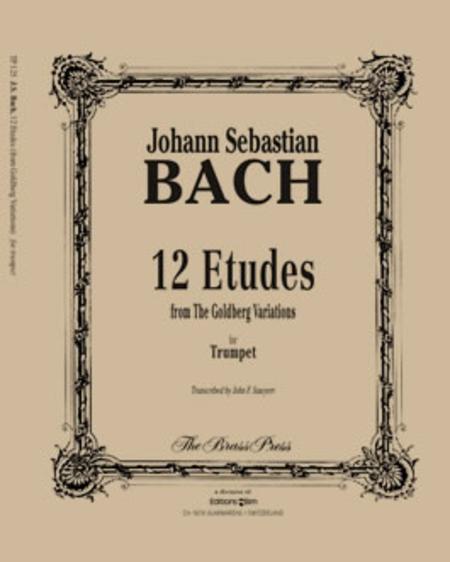 12 Etudes (from Goldberg Variations)