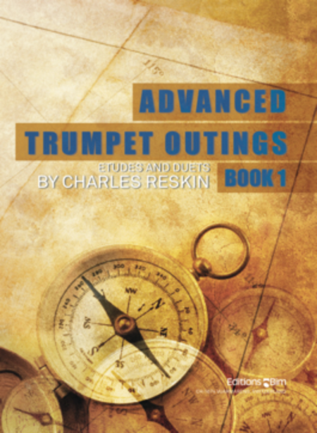 Advanced Trumpet Outings, Book 1