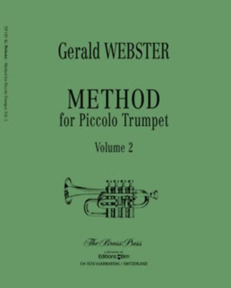 Method for Piccolo Trumpet Vol. 2