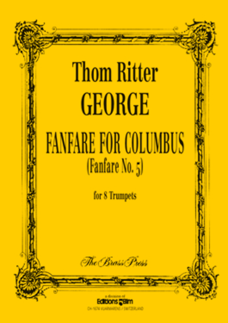 Fanfare for Columbus (No. 5)