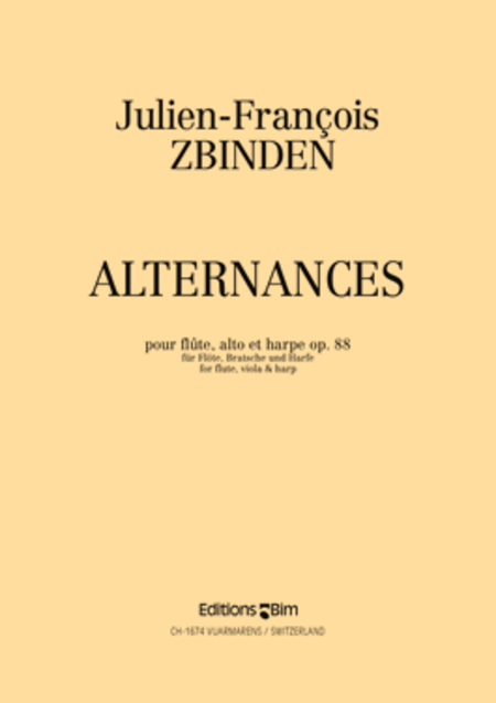 Alternances op.88