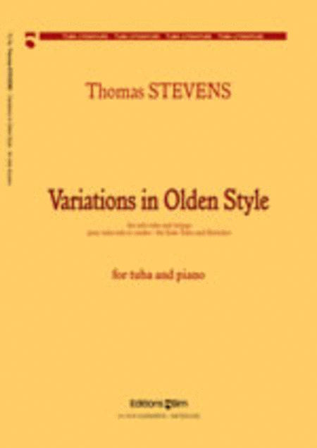 Variations in Olden Style