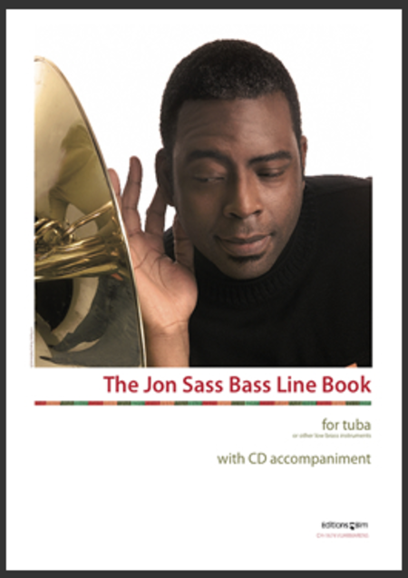 The Jon Sass Bassline Book