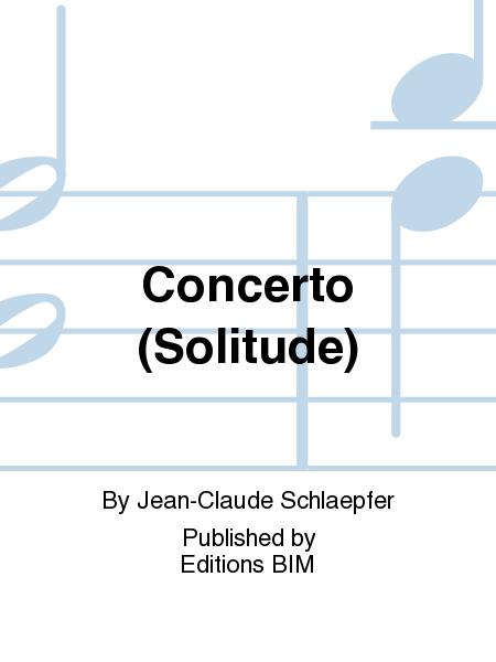Concerto (Solitude)