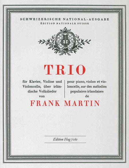 Trio uber irische Volkslieder