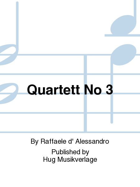 Quartett No 2