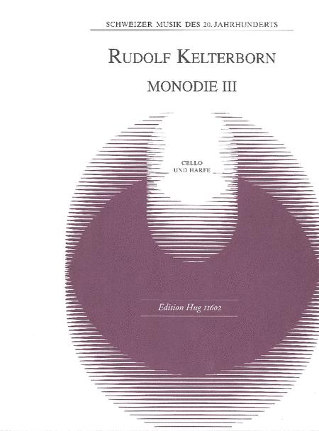 Monodie III