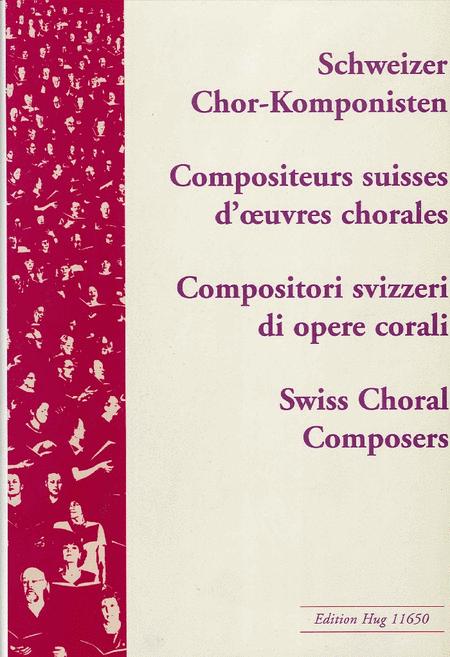 Schweizer Chorkomponisten