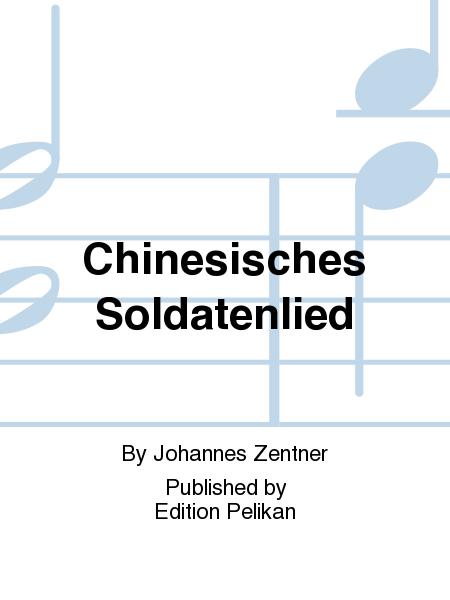 Chinesisches Soldatenlied