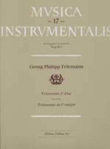 Triosonate F-Dur