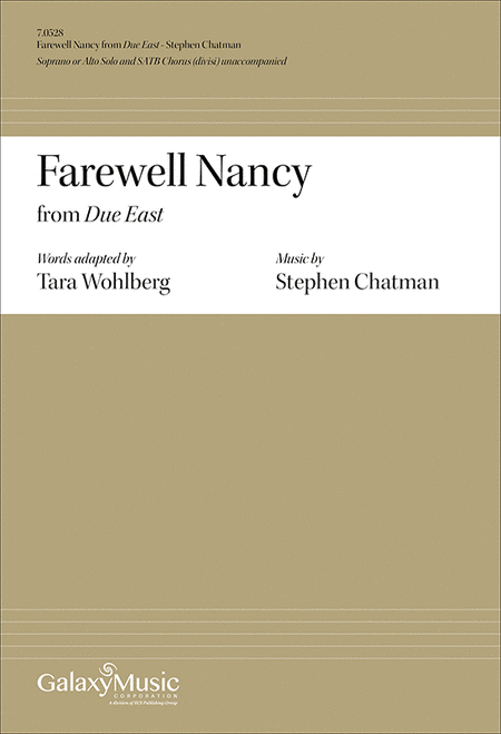 Farewell Nancy