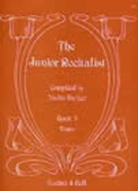 The Junior Recitalist - Book 3 (Tenor)