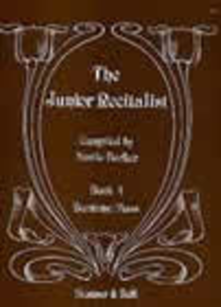 The Junior Recitalist - Book 4 (Baritone/Bass)