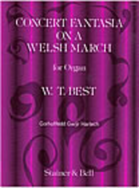 Concert Fantasia on a Welsh March