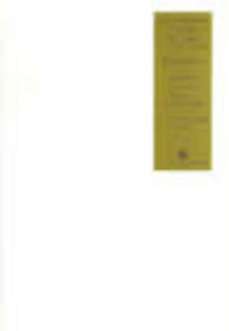 Borrowings in English Church Music 1550-1950