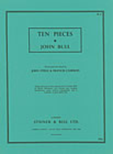 Ten Pieces from Musica Britannica