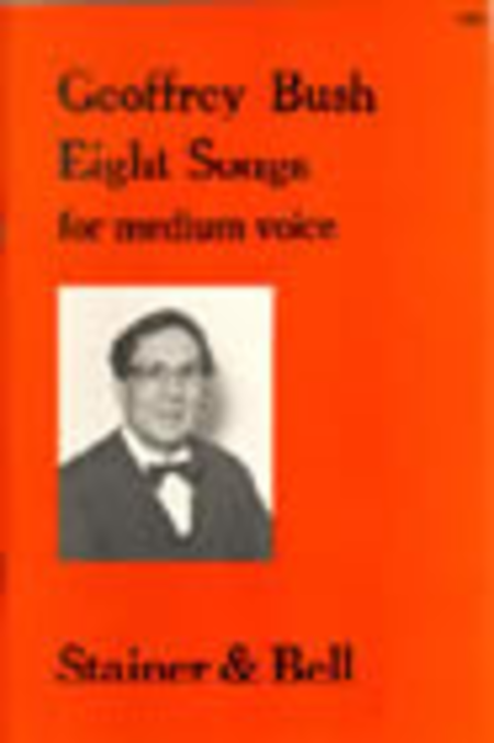Eight Songs for Medium Voice