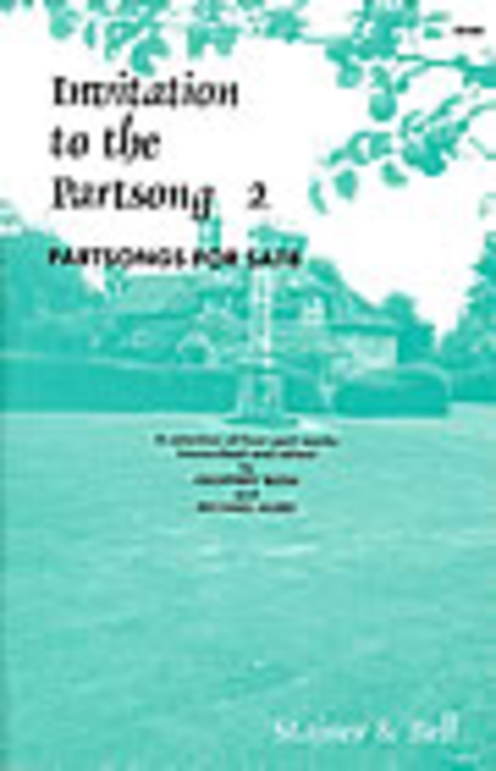 Invitation to the Partsong Book 2