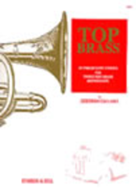 Top Brass - Twenty-five Progressive Studies for Treble-Clef Brass Instruments